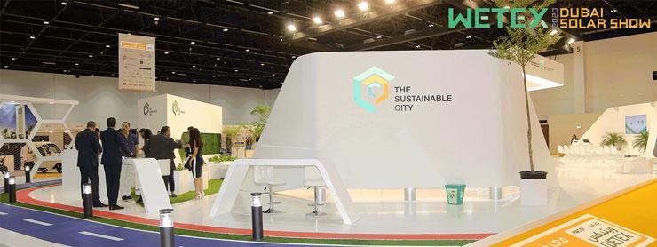 Triển lãm Môi trường, Năng lượng, Nước tại Dubai