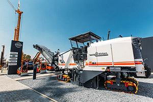 Máy khai mỏ - khai thác - chế biến nguyên liệu thô - Bauma A