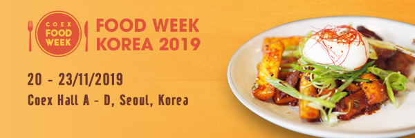 trade fair for food and beverages and one of the largest fairs of its kind in Korea