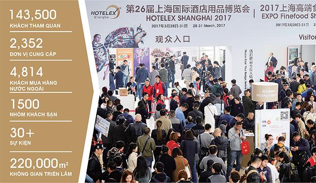 báo cáo triển lãm hotelex 2017